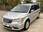 Chrysler Grand Voyager CRD LIMITED Wheelchair Accessible Vehicle WAV 13