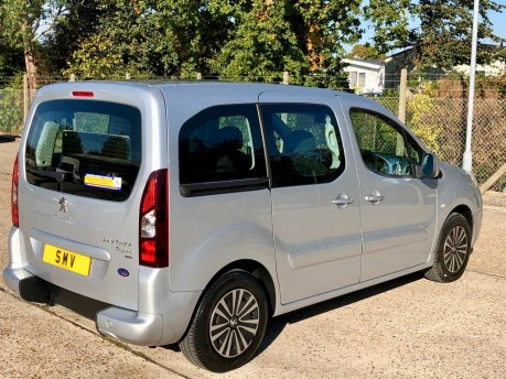 Peugeot Partner 2013 E-HDI TEPEE S Wheelchair Accessible Vehicle WAV 11