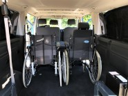 Volkswagen Caravelle SE TDI Wheelchair Accessible Vehicle 8