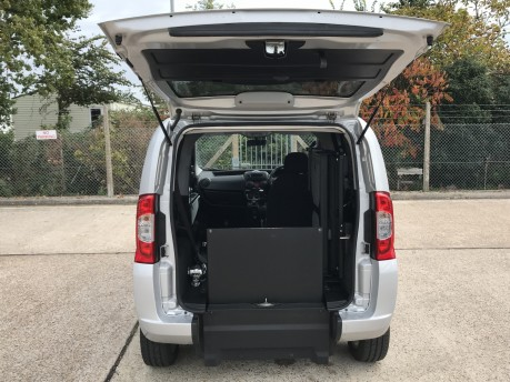 Fiat Qubo 2013 MYLIFE Wheelchair Accessible Vehicle WAV 2