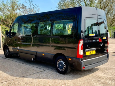Renault Master 2017 LM35 BUSINESS DCI S/R P/V QUICKSHIFT Wheelchair Accessible Vehicle WAV 9