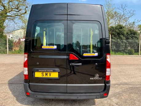 Renault Master 2017 LM35 BUSINESS DCI S/R P/V QUICKSHIFT Wheelchair Accessible Vehicle WAV 10