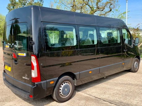 Renault Master 2017 LM35 BUSINESS DCI S/R P/V QUICKSHIFT Wheelchair Accessible Vehicle WAV 11