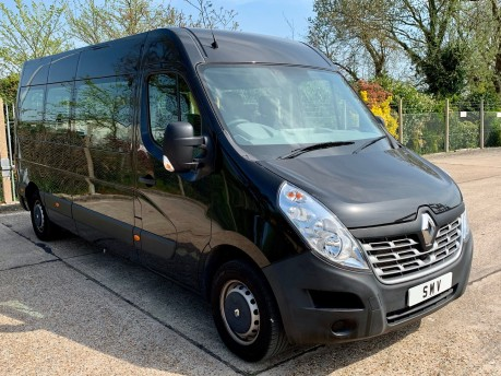 Renault Master 2017 LM35 BUSINESS DCI S/R P/V QUICKSHIFT Wheelchair Accessible Vehicle WAV 13