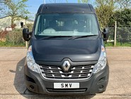 Renault Master 2017 LM35 BUSINESS DCI S/R P/V QUICKSHIFT Wheelchair Accessible Vehicle WAV 14