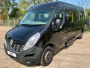 Renault Master 2017 LM35 BUSINESS DCI S/R P/V QUICKSHIFT Wheelchair Accessible Vehicle WAV 15