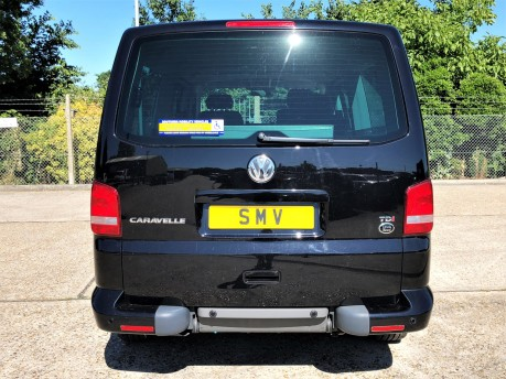 Volkswagen Caravelle SE TDI Wheelchair Accessible Vehicle 20