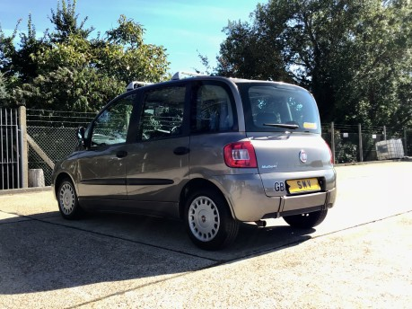 Fiat Multipla 2011 JTD DYNAMIC Wheelchair Accessible Vehicle WAV 15