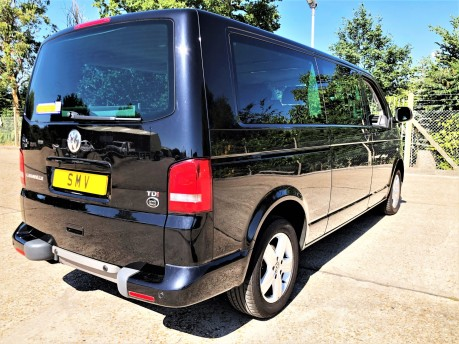 Volkswagen Caravelle SE TDI Wheelchair Accessible Vehicle 17