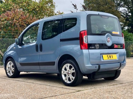 Fiat Qubo MULTIJET DYNAMIC DUALOGIC 5