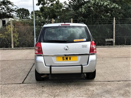 Vauxhall Zafira EXCLUSIV Wheelchair Accessible Vehicle 6