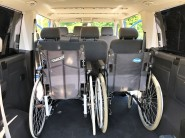 Volkswagen Transporter T30 TDI SHUTTLE SE Wheelchair Accessible Vehicle 9