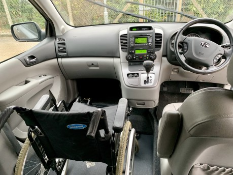 Kia Sedona 2011 3 CRDI Wheelchair Accessible Vehicle WAV 7