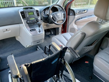Kia Sedona 3 CRDI Wheelchair Accessible Vehicle 7
