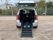 Vauxhall Zafira 2012 EXCLUSIV Wheelchair Accessible Vehicle WAV 3