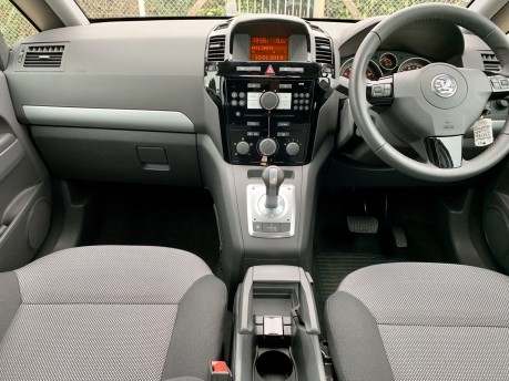 Vauxhall Zafira 2012 EXCLUSIV Wheelchair Accessible Vehicle WAV 5
