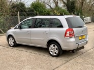 Vauxhall Zafira 2012 EXCLUSIV Wheelchair Accessible Vehicle WAV 7