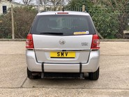 Vauxhall Zafira 2012 EXCLUSIV Wheelchair Accessible Vehicle WAV 8