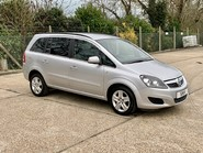 Vauxhall Zafira 2012 EXCLUSIV Wheelchair Accessible Vehicle WAV 11