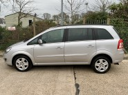 Vauxhall Zafira 2012 EXCLUSIV Wheelchair Accessible Vehicle WAV 10
