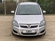 Vauxhall Zafira 2012 EXCLUSIV Wheelchair Accessible Vehicle WAV 12
