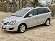 Vauxhall Zafira 2012 EXCLUSIV Wheelchair Accessible Vehicle WAV 13