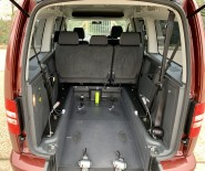Volkswagen Caddy Maxi C20 LIFE TDI Wheelchair Accessible Vehicle 4