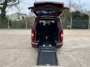 Volkswagen Caddy Maxi C20 LIFE TDI Wheelchair Accessible Vehicle 3
