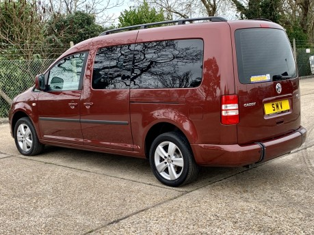 Volkswagen Caddy Maxi C20 LIFE TDI Wheelchair Accessible Vehicle 10