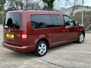 Volkswagen Caddy Maxi C20 LIFE TDI Wheelchair Accessible Vehicle 12