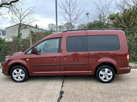 Volkswagen Caddy Maxi C20 LIFE TDI Wheelchair Accessible Vehicle 13