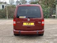 Volkswagen Caddy Maxi C20 LIFE TDI Wheelchair Accessible Vehicle 11