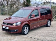 Volkswagen Caddy Maxi C20 LIFE TDI Wheelchair Accessible Vehicle 16
