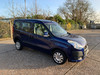 Fiat Doblo 2012 MULTIJET MYLIFE wheelchair & scooter accessible vehicle WAV