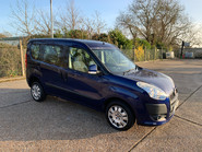 Fiat Doblo 2012 MULTIJET MYLIFE wheelchair & scooter accessible vehicle WAV 1