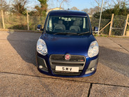Fiat Doblo 2012 MULTIJET MYLIFE wheelchair & scooter accessible vehicle WAV 2