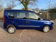 Fiat Doblo 2012 MULTIJET MYLIFE wheelchair & scooter accessible vehicle WAV 4