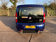 Fiat Doblo 2012 MULTIJET MYLIFE wheelchair & scooter accessible vehicle WAV 11