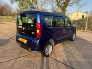 Fiat Doblo 2012 MULTIJET MYLIFE wheelchair & scooter accessible vehicle WAV 12