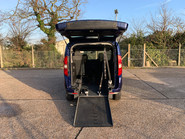 Fiat Doblo 2012 MULTIJET MYLIFE wheelchair & scooter accessible vehicle WAV 16