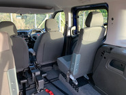 Fiat Doblo 2012 MULTIJET MYLIFE wheelchair & scooter accessible vehicle WAV 21