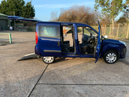 Fiat Doblo 2012 MULTIJET MYLIFE wheelchair & scooter accessible vehicle WAV 25