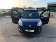 Fiat Doblo 2012 MULTIJET MYLIFE wheelchair & scooter accessible vehicle WAV 26