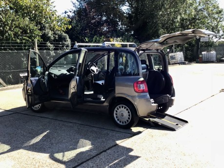 Fiat Multipla JTD DYNAMIC Wheelchair Accessible Vehicle