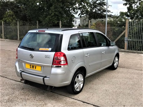 Vauxhall Zafira EXCLUSIV Wheelchair Accessible Vehicle 7