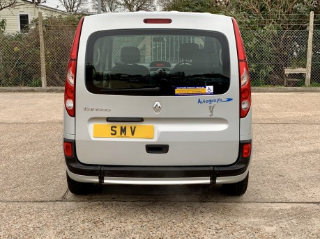 Renault Kangoo EXPRESSION 16V Wheelchair Accessible Vehicle 8