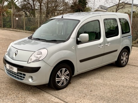 Renault Kangoo EXPRESSION 16V Wheelchair Accessible Vehicle 12