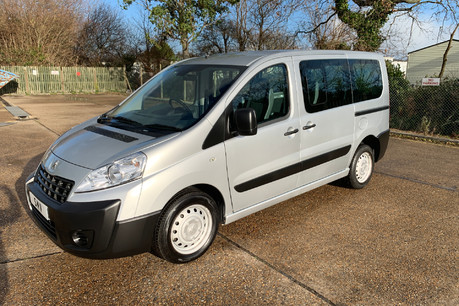 Peugeot Expert 2015 HDI TEPEE COMFORT L1 wheelchair accessible vehicle WAV