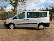 Peugeot Expert 2015 HDI TEPEE COMFORT L1 wheelchair accessible vehicle WAV 10