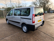 Peugeot Expert 2015 HDI TEPEE COMFORT L1 wheelchair accessible vehicle WAV 18